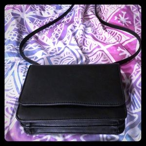 Black Crossbody bag from Forever 21